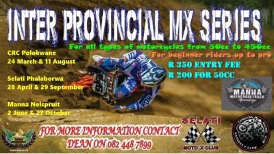 Limpopo Inter Provincial MX Series