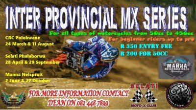 Limpopo Inter Provincial MX Series