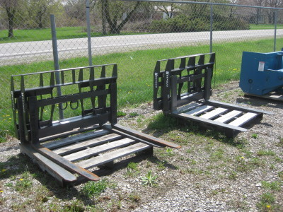 CID Attachments ,Quick tach, Skid steer forks, loaders