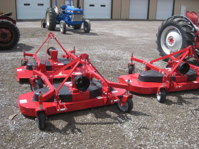 Phoenix 3 point Finish mowers, Heavy Duty ,rear discharge