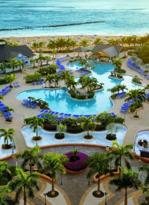 Large Resorts