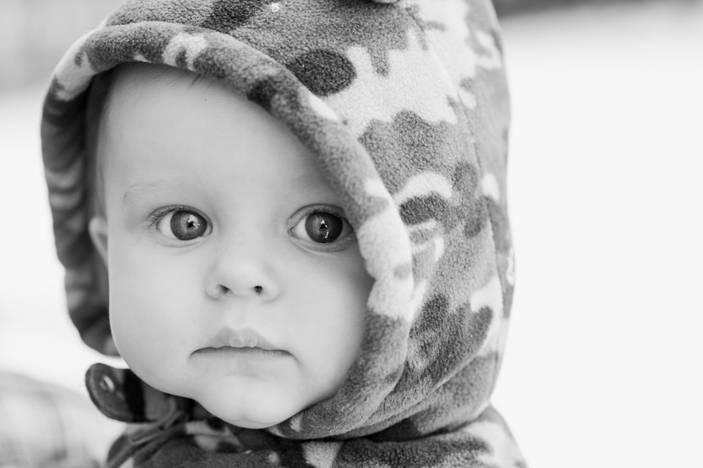 How to Photograph Your Own Children