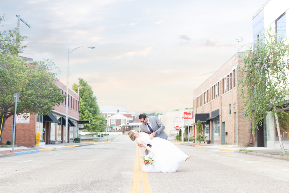 Northeast Tennessee Wedding Photographer- Model City Event Center Wedding- Kingsport Tennessee