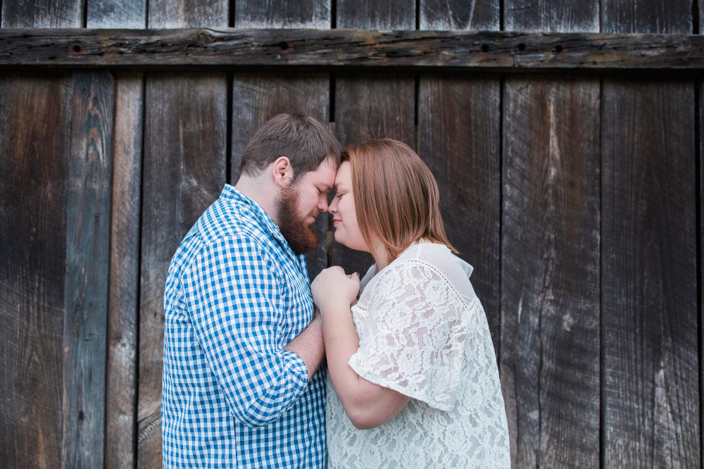 Engagement Session- Kayla and Heath- Spring in Southwest Virginia