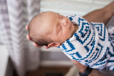 In Home Newborn Session- Welcome Baby Kallan