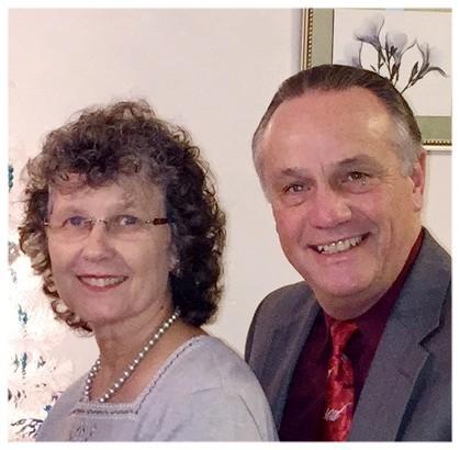 Pastor & Ruth Gammill