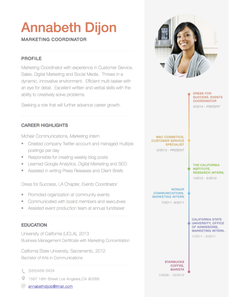 Resume Rewrite