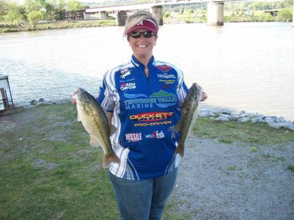 NATA 2015 --Angler of The Year -- Tina Woods