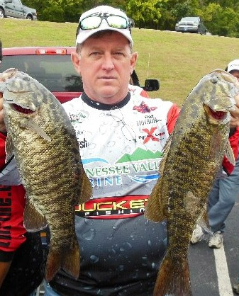 4 lbs Twins -- caught by Tony Hill on Wilson Lake