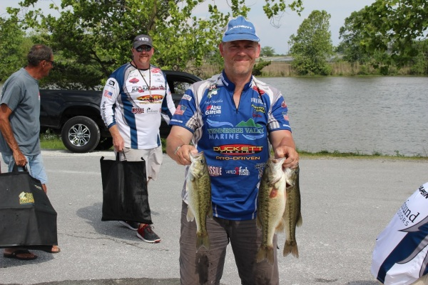 Tourney #8 Weiss Lake-1st Place- Brian Maijala/Jason Bates (11.09lbs.)