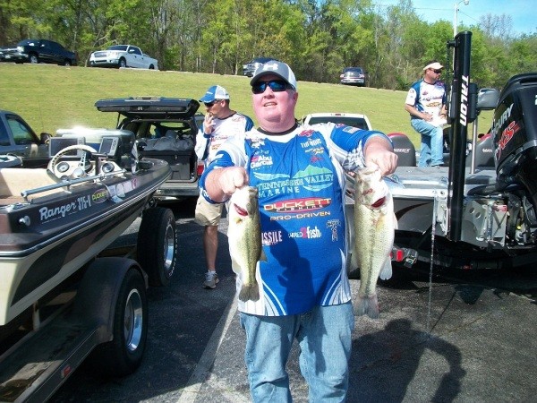 Tourney#3 Wilson Lake-1st Place Team-Tom Ott/John Hall -18.44 lbs