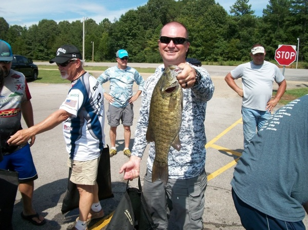 Tourney #9 - Wheeler Lake-1st Place-Wade Batey/Jason Bates (11.16lbs)