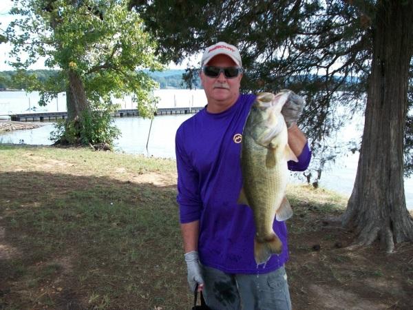 2017 John C. Harrison Classic 3rd Place/Big Fish(6.25 lbs.): BOBO BURKE