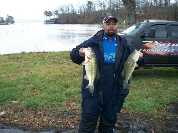 Tourney#1 Lake Guntersville-1st Place: Rickey Askew/Travis Pope 23.56 lbs.