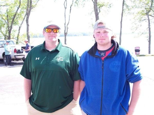 Tourney #5 Wheeler Lake - 2nd Place: Cameron Jolly/Guest  14.10 lbs.
