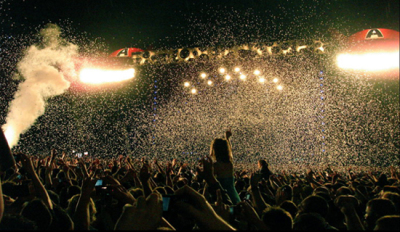 Who Played The Biggest Concert Of All Time?