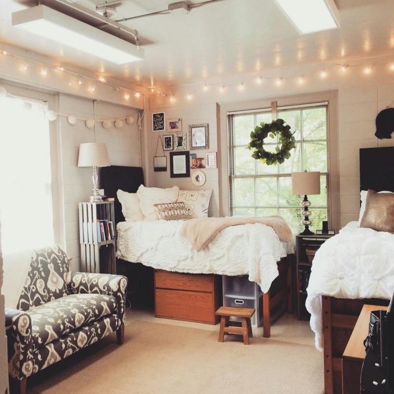Home Sweet Dorm!