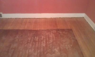 yankee floor before
