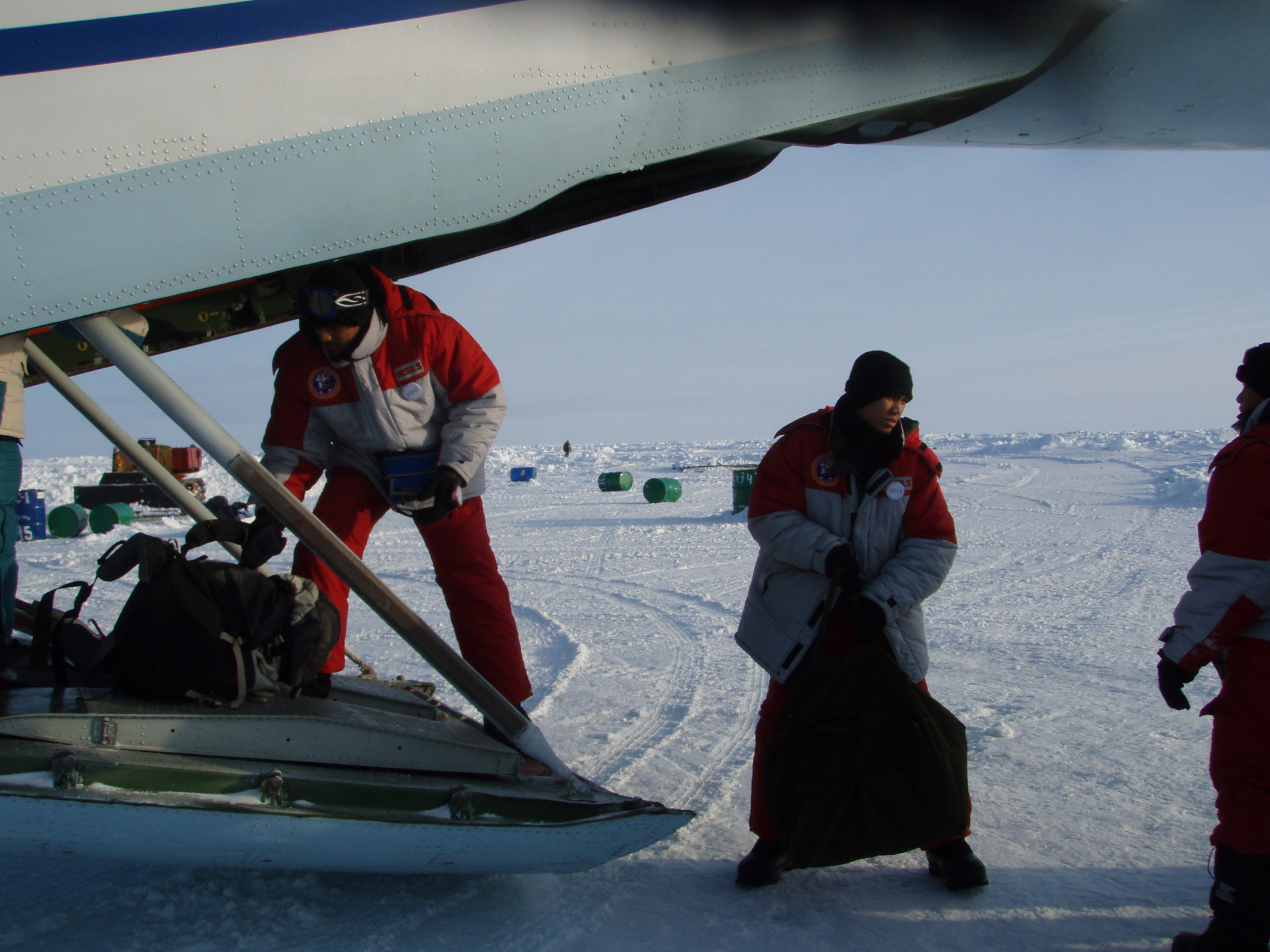 North Pole Expedition 2007