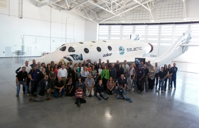 NM STEM Leadership Academy at Spaceport America April 2016