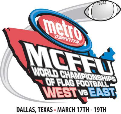 Flag Football, World Championships, Dallas, TX, MCFFU