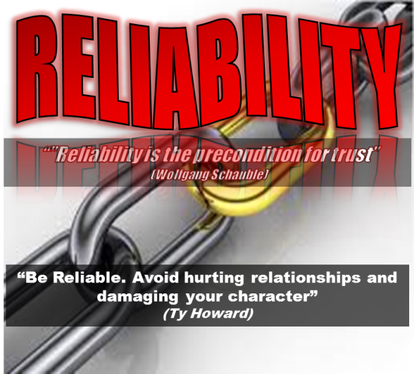 RELIABILITY