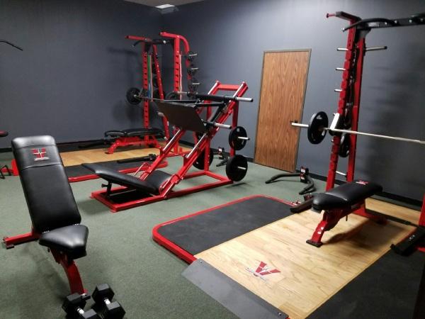 1-on-1/Group/Team Weight Training & Nutrition Program