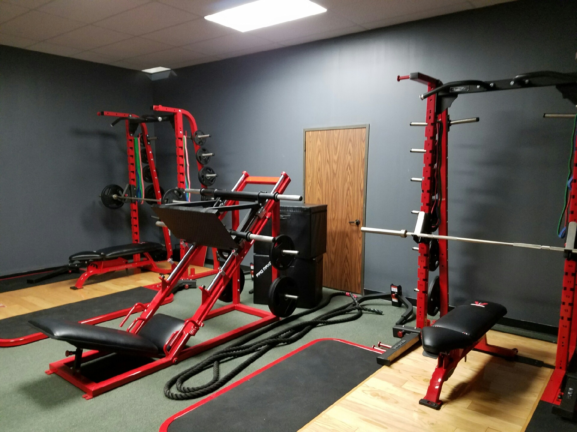 Weight Room 1-Day Pass - $5.00