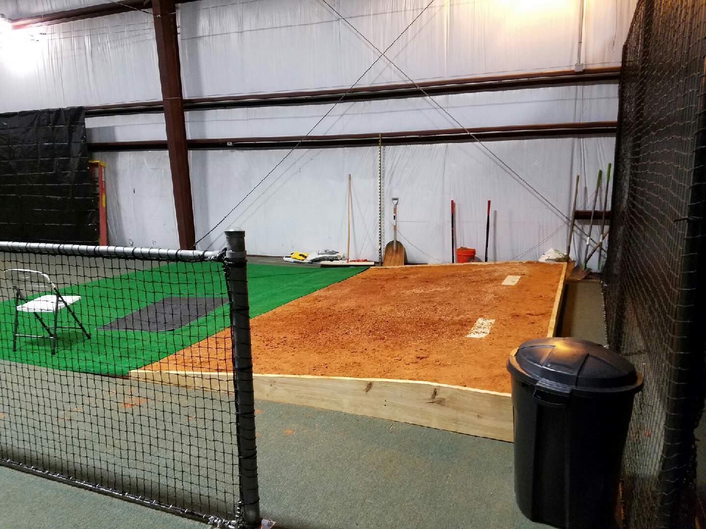 Baseball Mound Rentals - $40 per hr / $25 per 1/2-hr + $5 Repair Fee
