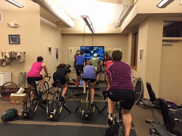 Wahoo Kickr Cycling Studio