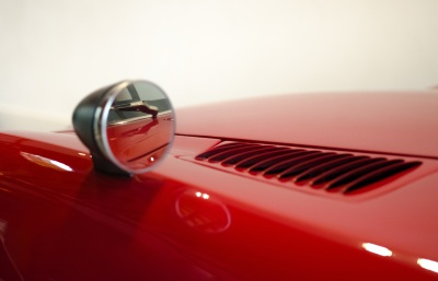 Ferrari bonnet