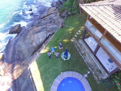 Aerial View, Krika's House, by Heloisa Helena Viriato de Medeiros