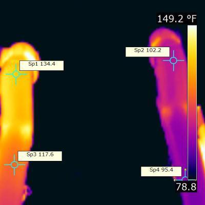 Marine Surveyor Infrared