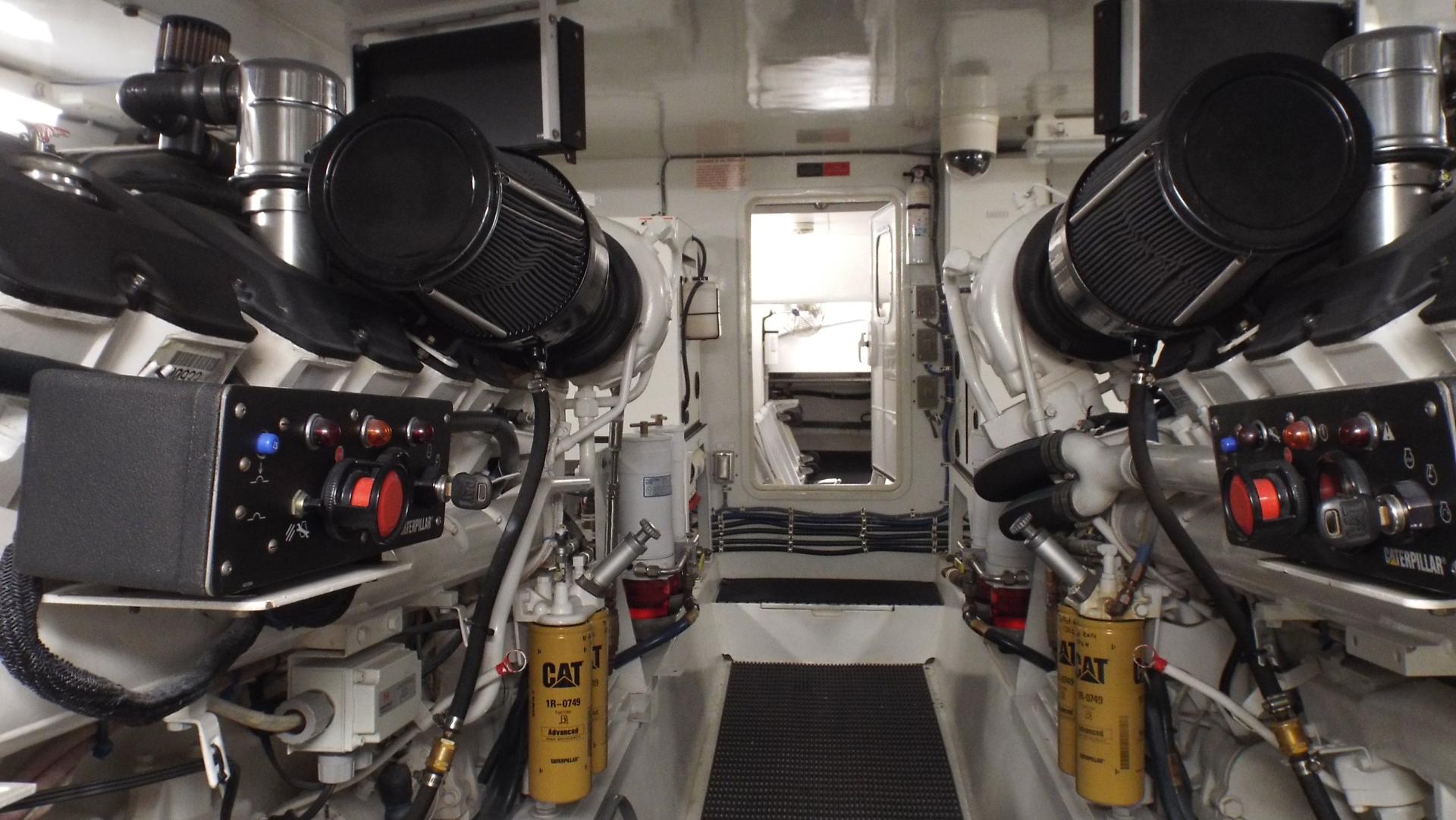 Marine Engine Surveys
