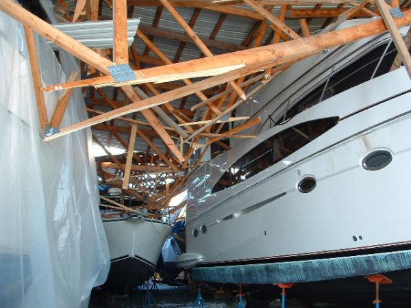 Marine Surveyor Damage Claims