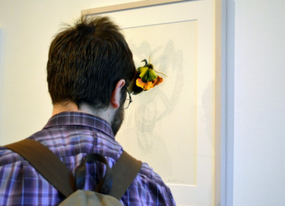 Works on Paper at Dacia Gallery