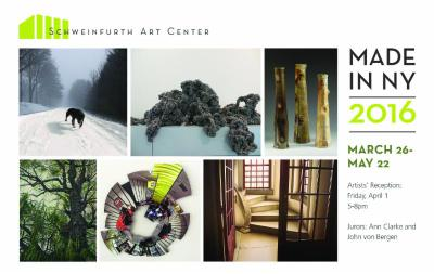 The Schweinfurth Art Center - Made in NY 2016