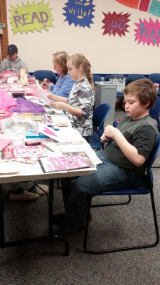 Valentine's for Our Servicemen and Women