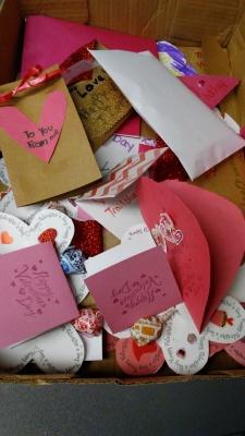 Valentine's For Vets