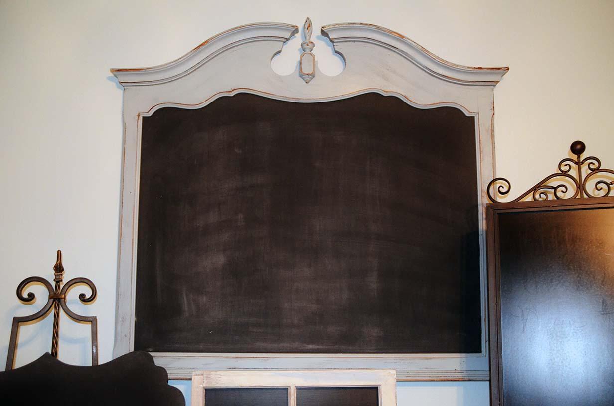 The Venue at Dawes Mobile Alabama wedding venue chalkboard