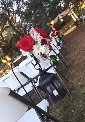 The Venue at Dawes Mobile Alabama wedding venue shepard hooks