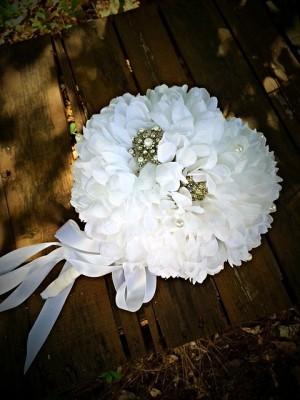 The venue at Dawes mobile Alabama wedding bouquet