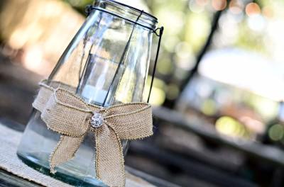 The Venue at Dawes Mobile Alabama wedding venue lantern