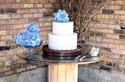 The Venue at Dawes Mobile Alabama wedding venue glass top