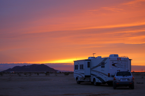 RV Sunrise