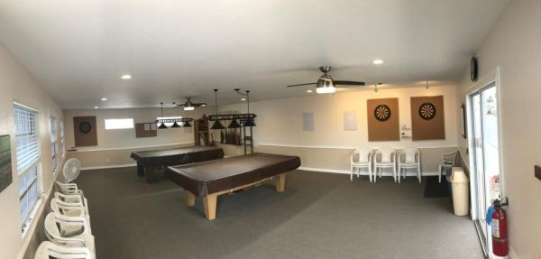 Newly Remodeled Pool Hall