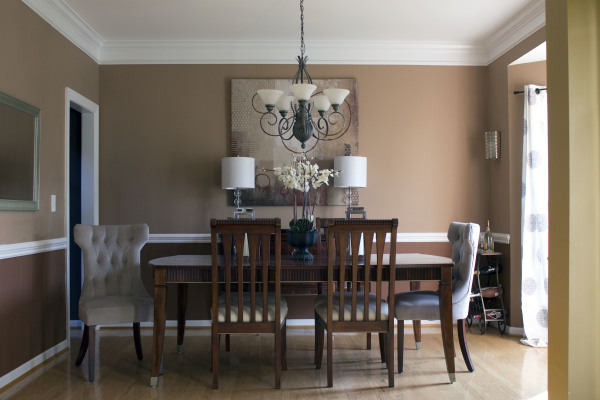 Dining Room Update 1
