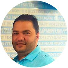 Rafael Santos, Operations Manager
