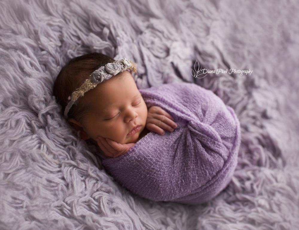 Baby Rania- Calgary Newborn Photographer