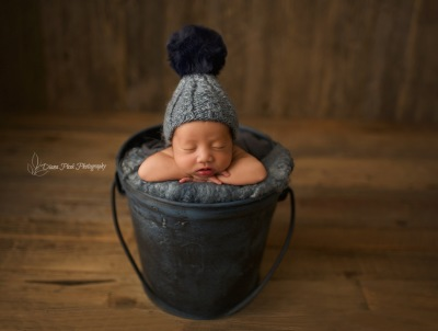 Calgary Newborn Photography/ Baby Skyler